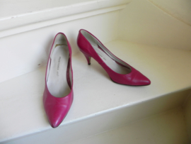 Pyramid pink high heels (2452)
