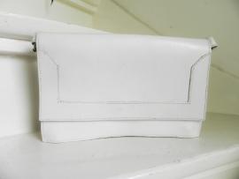 Vintage clutch schoudertas (1963)