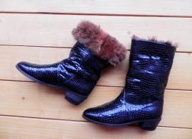 Ara vintage bont laarzen (nr. 1322)