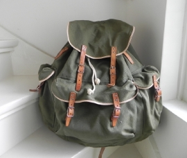 Oldskool Backpack rugtas rugzak (2013)