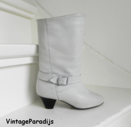 Stoere vintage cowboy retro laarzen (2299)