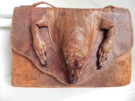 Caiman alligator designers bag (2324)