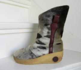 Arizona vintage bont laarzen sleehak (2108)