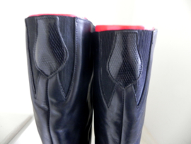 Tuomi Kenka vintage hoge cavallerie boots (2292)