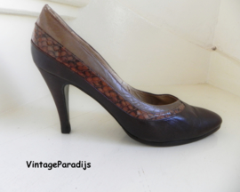 Paris Willy snake high heels pumps (2503)