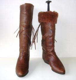Salgo vintage laarzen (nr. 0768)