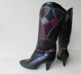 Verlaine Designers high heels vintage laarzen (1682)
