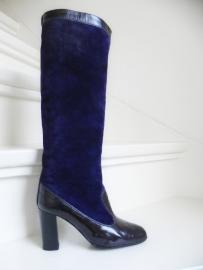 Vintage Andrea Pfister Designers laarzen boots (1901)