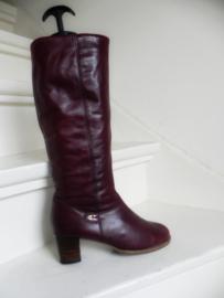 Ara hoge rits bont laarzen (2660)