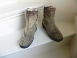 Eskimod lamsbont boots (2511)