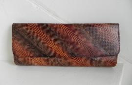 Snake clutch tas (2144)