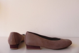 Fashion vintage pumps flatjes (nr. 1425)