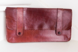 Stoere vintage clutch (1987)