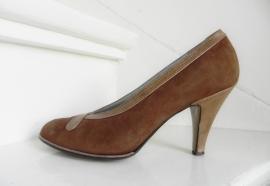 Studio Judith reptiel high heels pumps (2127)