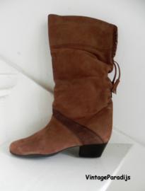 Salamander slouchy boots (3637)