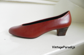 Hogl vintage cognac basis pumps (2352)