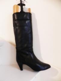 Hogl high heels omslag laarzen (2697)