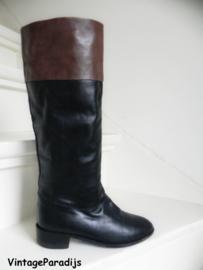 Salmaso exclusieve cavallerie boots (2370)