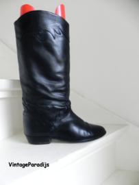 Hoge bewerkte cavallerie boots (2638)