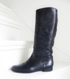 Trumans kalfsleren cavallerie laarzen boots (2051)