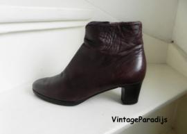Maripé vintage enkellaarzen boots (2385)