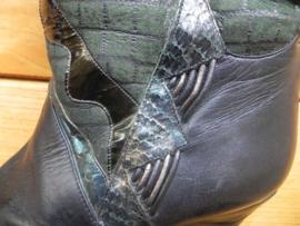 Tolin designers metallic vintage laarzen (1596)