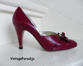 Valentina sexy red high heels pumps (2395)