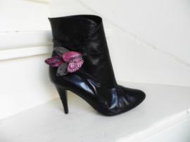 Sauro high heels snake laarzen (2698)