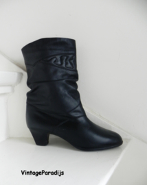 Stoere slouchy boots (2643)