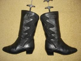 Vintage stoere laarzen (nr. 1416)