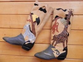 Beverly Feldman vintage laarzen (nr. 1310)