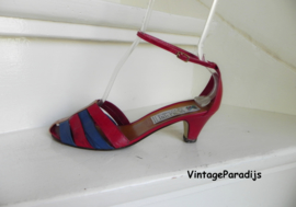 Volpini of Florence enkelband cute pumps (2458)
