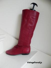 Stoere hoge rode cavallerie laarzen (2690)