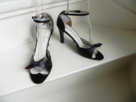 Nana Special snake high heels peeptoe pumps (2509)