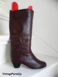 Gabor stoere cowboy reptiel boots (2490)