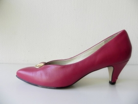 Calico sexy rode highheels pumps (nr. 1581)