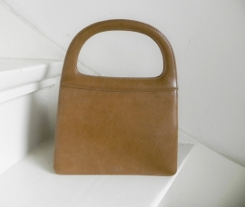 Vintage bijzondere handtas (2145)