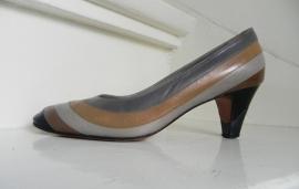 Enrico Bottier vintage high heels pumps (2112)
