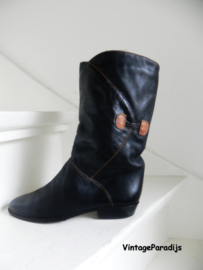 Stoere bontlaarzen boots (2634)