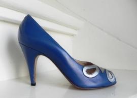 Silvania sexy peeptoe highheels designers pumps