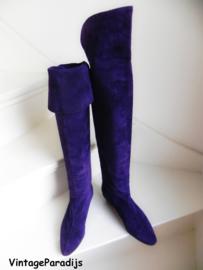 Casadei overknee piraten designer boots (2389)