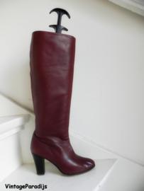Topshop hoge high heels laarzen (2704)