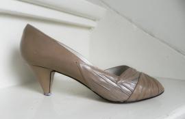 Ena-Fashion sexy peeptoe pumps (2111)