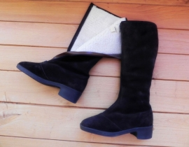 Morlands vintage bont laarzen (nr. 1429)