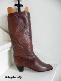 Gabor croco reptiel cowboy laarzen (2670)
