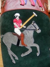 Zalo Polo designers cavallerie laarzen (1680)
