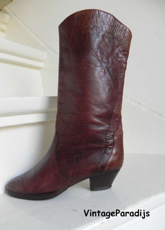 Ara stoere rits boots (2396)