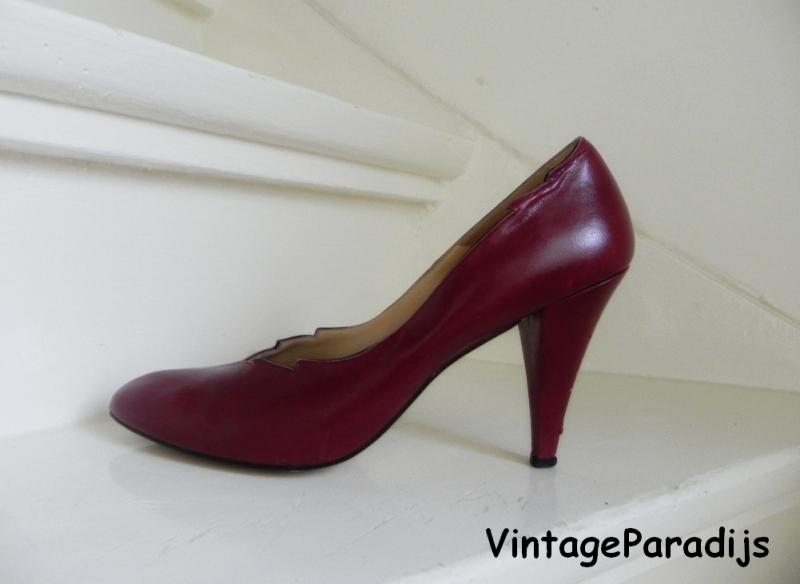 Adores sexy high heels pumps rood (2183)