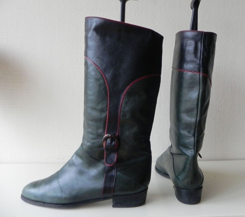 Sudtiroler Trachten laarzen (nr. 1407)