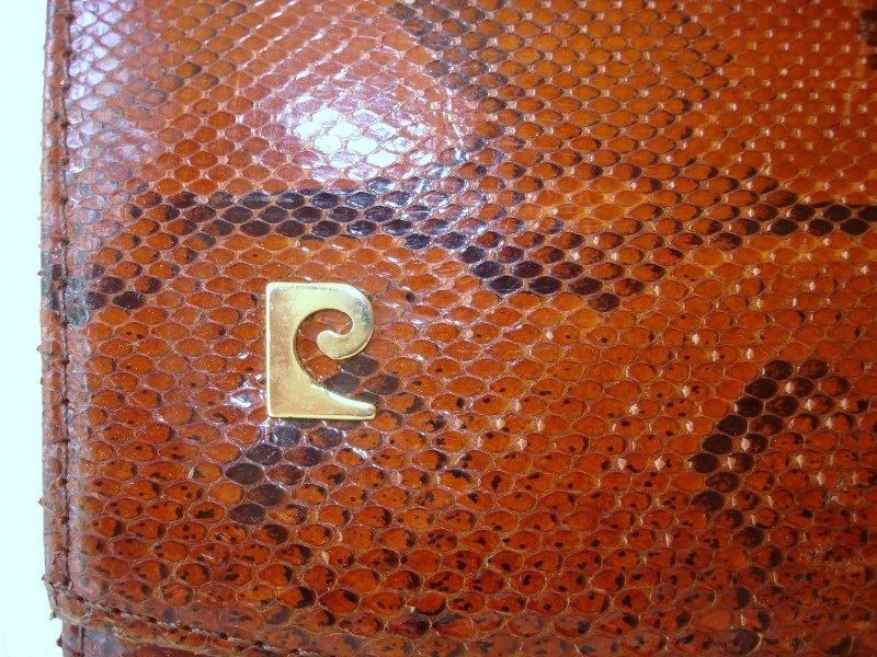 Pierre Cardin snake